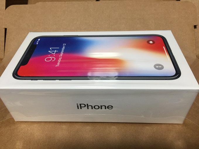 iPhone Xの画像01