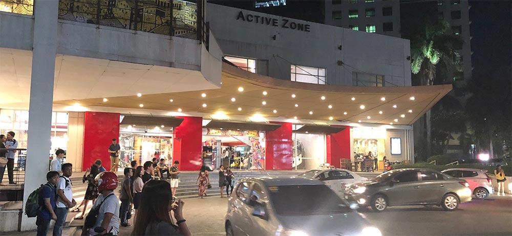 アヤラセンターの入口の写真01