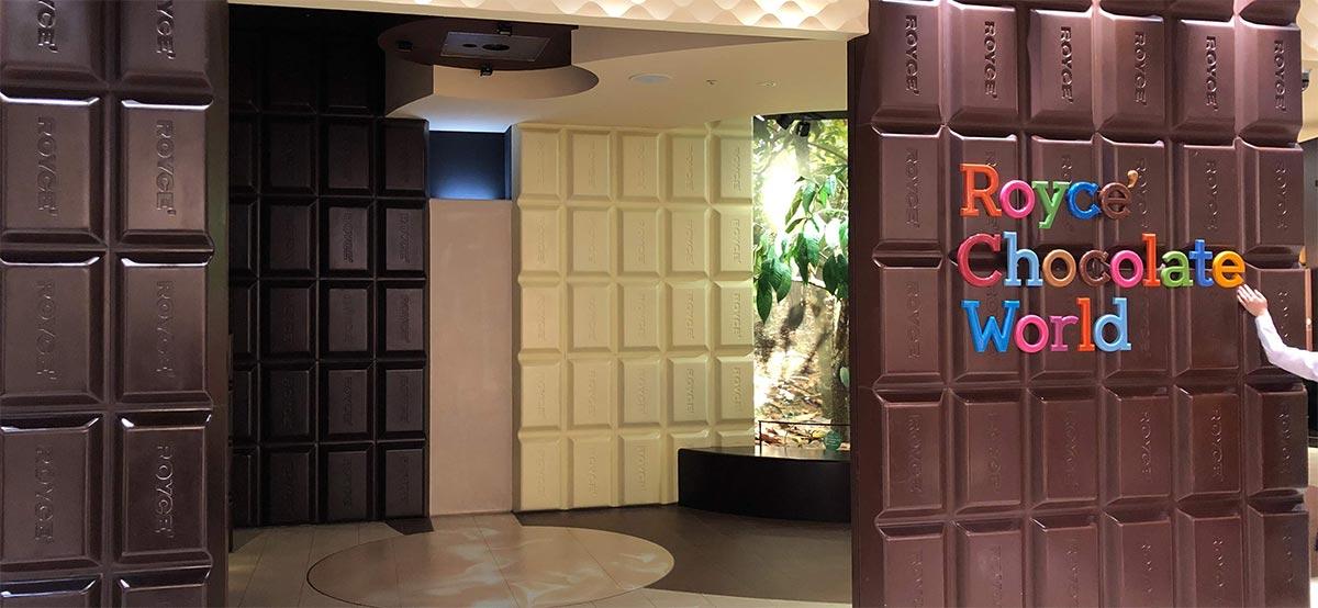 実際のチョコレート製造過程を見学04