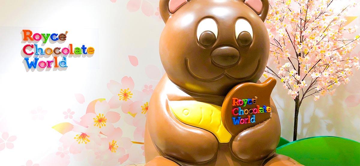 実際のチョコレート製造過程を見学05