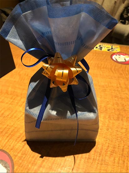 りむさんから貰ったサプライズプレゼント01