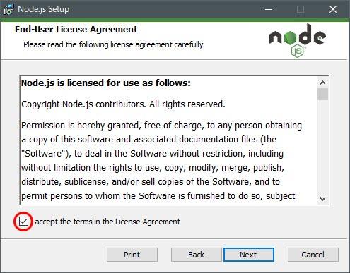 node.jsの同意画面