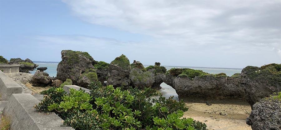 大神島ノッチの写真02