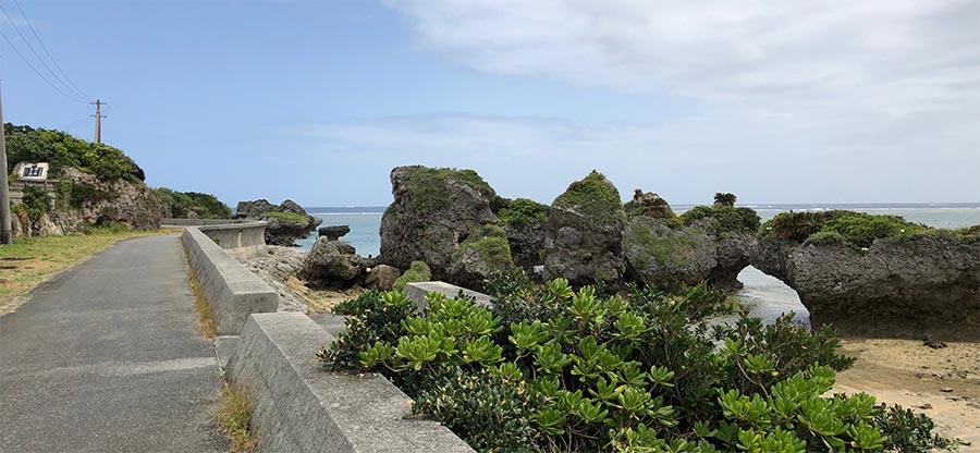 大神島ノッチの写真03